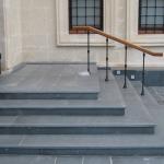 bazalt basamak merdiven